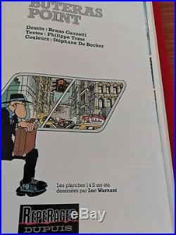 1270. Soda 3 Tu Ne Tueras Point + Poster Eo 1991 Warnant-gazzotti-tome