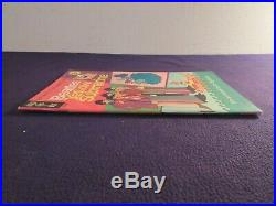 1968 1st Issue BEATLES YELLOW SUBMARINE GOLD KEY COMIC BOOK WithPOSTER ATTACHED