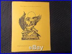 1976 FANTASTIC NUDES Portfolio by Stephen E. Fabian Complete 10 NM Plates in FVF