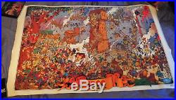1988 Sergio Aragones Groo the Wanderer Poster