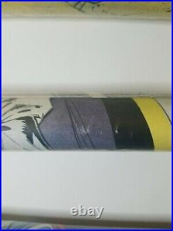 1990s X-Men Comic book poster Jim Lee set of 3 Rogue Wolverine Storm Psylocke