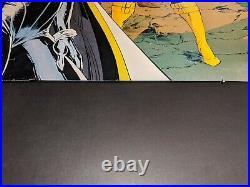 1992 X-MEN Giant Size Poster #130 Rolled 59X30 Jim Lee Scott Williams Vintage