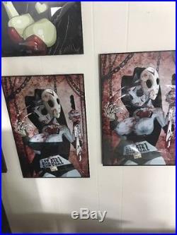 24 Dan Mendoza, Zombie Tramp, Lady Death Posters