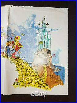 3x Vaughn Bode Original Posters Junkwaffel 1970's