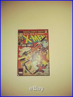 4 Rare Marvel Comic Book Wooden Poster