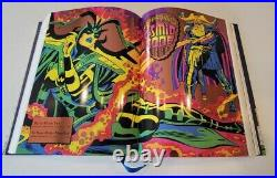 75 Years of Marvel Comics XXL Hardcover Book With Box & Timeline Poster