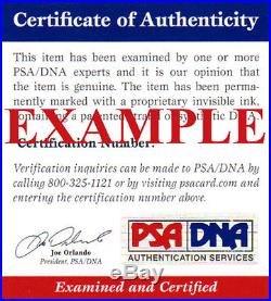 ALEX ROSS SIGNED AUTOGRAPHED 22x34 BLACK CANARY ORIGINAL POSTER RARE PSA/DNA