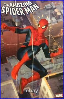 AMAZING SPIDER-MAN #1 25 Comic Books Marvel 2018 VARIANTS +Promo POSTER NM