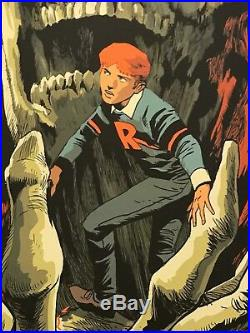 Afterlife With Archie Comics Book Print Poster Movie Mondo Francesco Francavilla