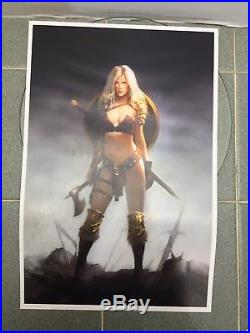Arhian ARH Studios Statue (Comic + Poster included) 261/300 Limited Edition