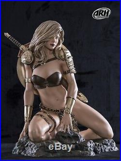 Arhian Forever EX Statue 1/3rd ARH Studios New with Comics & Posters