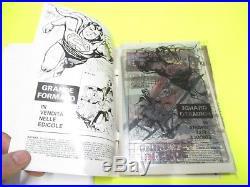 BATMAN # 1 /71 CPL ARCHIVIO CENISIO POSTER ADESIVI GADGET LASTRE STAMPA No Corno