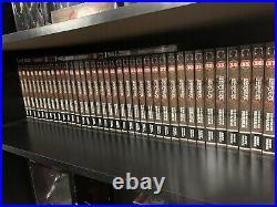 BERSERK MANGA ENGLISH FULL SET 1-40 Brand New! Posters Still Inside Books