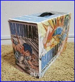 Bakuman Manga Box Set Complete Series Volumes 1-20 with Poster Tsugumi Ohba