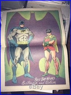 Batman 181 Dc comics poison Ivy 1st appearance inc Pin up poster