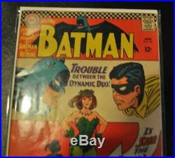 Batman 181 G-VG First appearance of Poison Ivy! No Poster