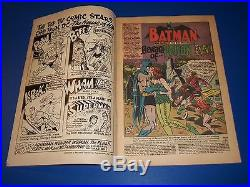 Batman #181 Silver Age 1st Poison Ivy Huge Key Wow Robin Solid VGF with Poster
