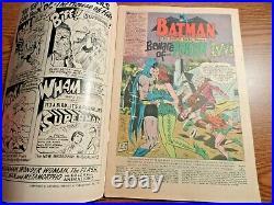 Batman #181 Silver Age Key 1st Poison Ivy Robin Detective Q No Pinup Poster DC