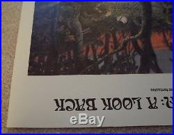 Berni Wrightson A Look Back S&N Deluxe Collector's Edition withSlipcase & Poster