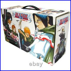 Bleach Complete Anime Manga Comics Series Vols 1 21 Kids Book Gift Box Set