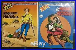 Collezione Completa Tex Nuova Ristampa Nn. 1 140 Con Poster