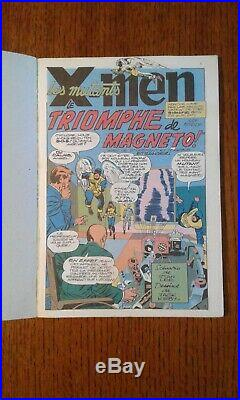 Comics EO Strange 11 Les super-héros de Stan Lee Lug BE sans poster