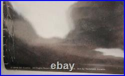 DC 1998 SANDMAN DREAM HUNTERS POSTER YOSHITAKA AMANO 22 x 34 OOP RARE VF+++