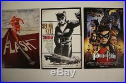 DC Movie Poster Homage Variant Set ALL 22 Batgirl #40 Purple Rain CGC 9.8 New 52