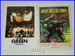 DC Movie Poster Variant Covers Complete Set 22 Books
