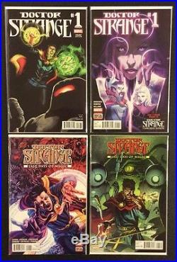 DOCTOR STRANGE #1 22 Comic Books Marvel VARIANTS! Poster & Print NM Never Read