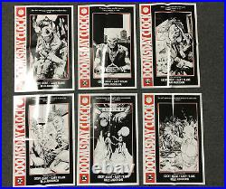 DOOMSDAY CLOCK #1-12 + Variants COMPLETE 27 BOOK SET + Plus 11 Promo Posters