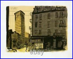 DUPUY BERBERIAN 4 IMAGES BARCELONE+TANGER signée +PARIS +NEW YORK