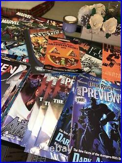 Deadpool Amazing Spiderman Sneak Peaks Posters Store Bags Comic Book Promos Lot
