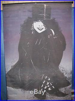 Death Silk Poster 26x39 2002 DC Chris Bachalo Sandman Endless RARE