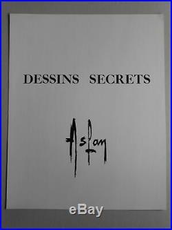 Dessins Secrets D'aslan Complet 1 8 Planches
