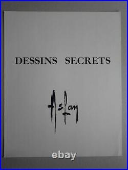 Dessins Secrets D'aslan Complet 2 11 Planches