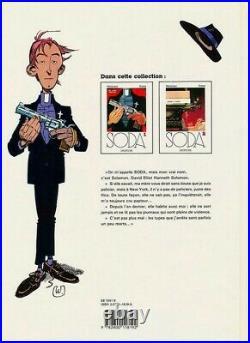 Eo 1991 Gazzotti + Tome + Soda 3 + Dessin Original + Poster Tu Ne Buteras Point