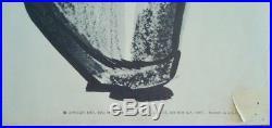 FRANKENSTEIN MONSTERS OF FILMLAND 1969 Vintage poster 24x71 JACK DAVIS RARE