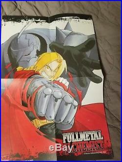 Fullmetal Alchemist Boxed Set, With Bonus Manga and Poster, English