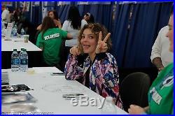 GOTHAM! CAMREN BICONDOVA signed (Selina Kyle) Banner Houston Comicpalooza 2016