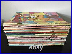 Garfield Comic Lot Jim Davis x54 Bundle Vintage 1989-1993 Posters