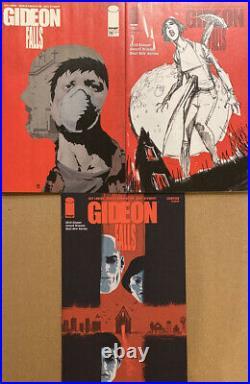 Gideon Falls #1-27 + Poster Image Comic Book Full Series Tv Show Lemire Stewart