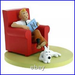 Hergé Tintin et Milou à la maison Collection Les Icônes Moulinsart