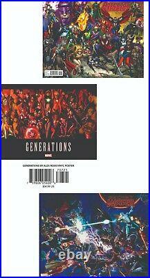 Huge Lot Of Superhero Original Comic Book Movie Posters And Standees