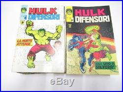 Hulk E I Difensori Cmpl N. 1/ 44 Tutti Poster Adesivi Manifesto Gadget Corno