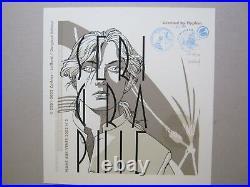 Juillard Serigraphie Hc Plume Aux Vents Archives Internationales N&s Neuf
