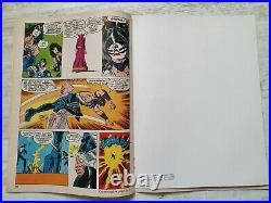 Kiss Marvel Super Special Comic Book Bonus Poster