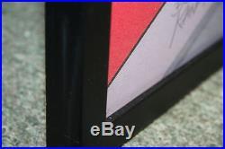 Limited Edition Batman and Robin Original Bob Kane Stone Lithograph 245/300