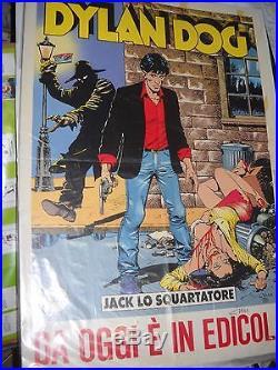 Locandina X Edicole Poster Manifesto Dylan Dog N. 2 Autografato Claudio Villa