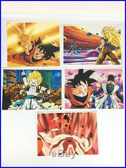 Lot 39 Affiche Cinema Dragon Ball Z AB Films (cartonné 22,5 X 28,5 CM)